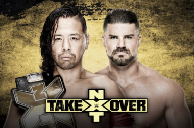 Shinsuke Nakamura will defend his NXT Championship against Bobby Roode source: twitter