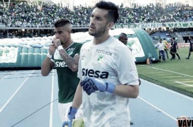 El bogotano tendría destino en el fútbol internacional. | Foto: VAVEL Colombia