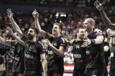 Los jugadores del Nantes celebran el pase a la Final (Foto: AFP)