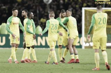 Previa FC Nantes-OGC Niza: Para seguir arriba