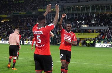 Rennes ramène 1 point du Derby !