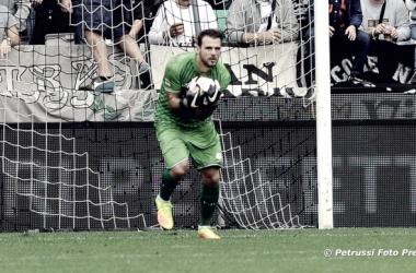 Orestis Karnezis. Fonte: www.facebook,com/UdineseCalcio1896