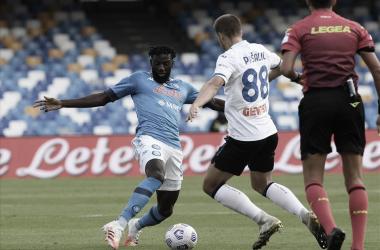 Atual campeão, Napoli abre disputa contra Atalanta por vaga na final da Coppa Italia