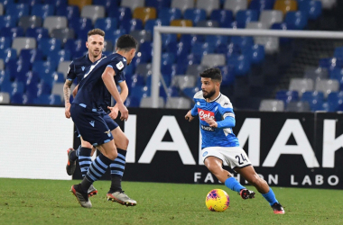 Coppa Italia - Emozioni infinite al San Paolo: Insigne fa 1-0 alla Lazio e manda il Napoli in semifinale