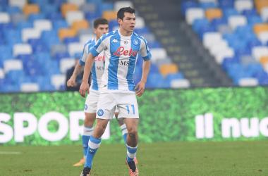 Serie A - Lozano e Petagna entrano e ribaltano la Samp: vince il Napoli 2-1