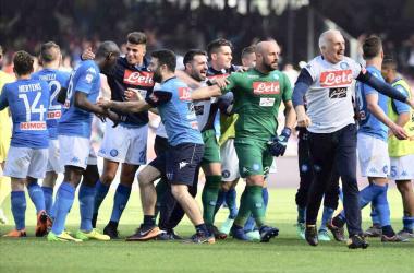 Napoli, la vittoria che serviva