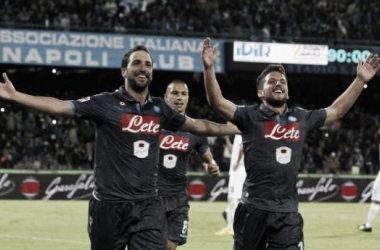 Napoli Season Preview 2015-16 - Sarri sets sights on Champions League places