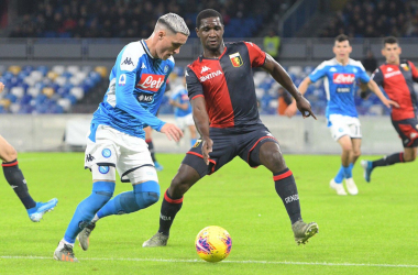 Serie A- Il Napoli esce tra i fischi, il Genoa strappa un punto d'oro al San Paolo (0-0)