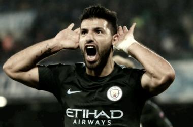 El Manchester City sigue con su racha triunfal