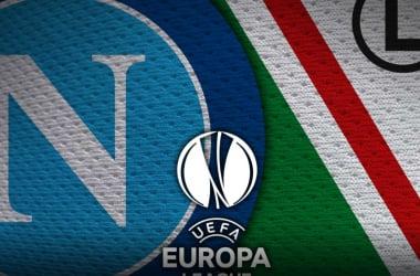 Summary and highlights of Napoli 3-0 Legia Warszawa IN Europa League