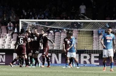 El Torino hace virtualmente campeona a la Juve