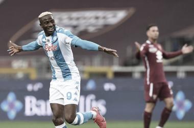 Com novo início avassalador, Napoli supera Torino e entra no G-4 da Serie A