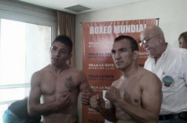 Narváez buscará sumar otra defensa ante Carmona