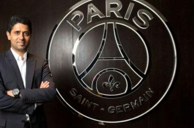 """Nasser Al-Khelaifi, presidente del PSG:""""Di María quería jugar en París"""""""