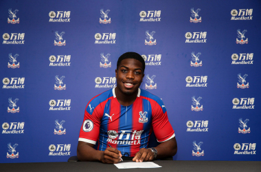 Crystal Palace confirm the signing of Nathan Ferguson from West Brom