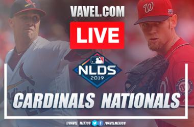 Full Highlights: Cardinals 1-8 Nationals, 2019 NLCS Game 3