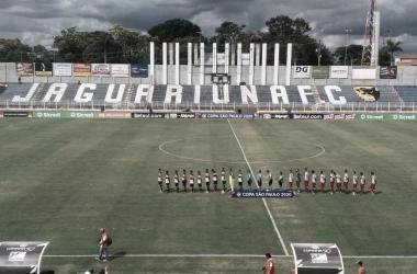 Tudo igual: Náutico e Criciúma empatam na estreia da Copinha 2020