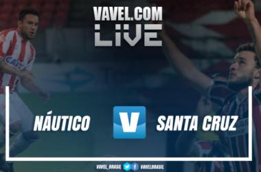 Resultado Náutico x Santa Cruz pela Série B 2017 (0-0)