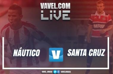 Resultado Náutico x Santa Cruz no Campeonato Pernambucano 2017 (1-2)