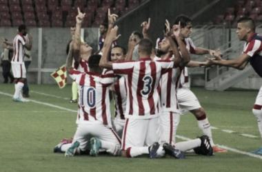 Com gol no último minuto, Náutico vence na estreia do Pernambucano