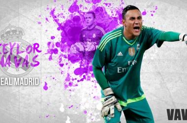 Real Madrid 2015/16: Keylor Navas, titular indiscutible