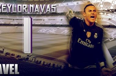 Keylor Navas pode ser primeiro costarriquenho campeão da Champions League