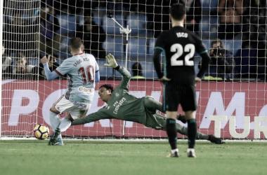 Celta de Vigo 2-2 Real Madrid: puntuaciones Real Madrid, jornada 18