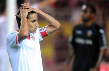 Getafe - Sevilla: Puntuaciones del Sevilla, jornada 34