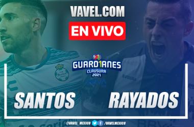 Gol y resumen: Santos 1-0 Monterrey en Liga MX Guardianes 2021