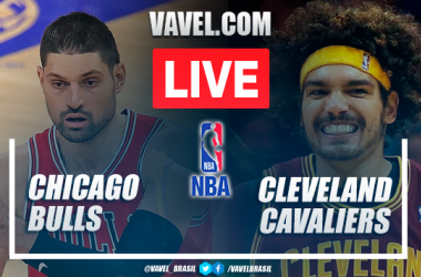 Pontos e melhores momentos Chicago Bulls 131x95 Cleveland Cavaliers pela Pré-temporada NBA