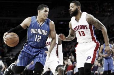 Magic e Pistons trocam Tobias Harris por Ersan Ilyasova e Brandon Jennings