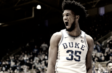NBA Draft Combine. Foto vía: Clutch Points.