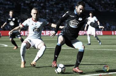 RC Celta de Vigo - RC Deportivo: puntuaciones del Celta de Vigo, jornada 36 de la Liga Santander
