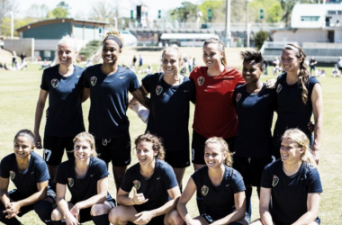 North Carolina look to build on a winning foundation in 2017 | Source: Twitter - @TheNCCourage