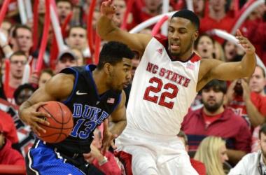 North Carolina State Rides Hot Shooting To Win Over #2 Duke