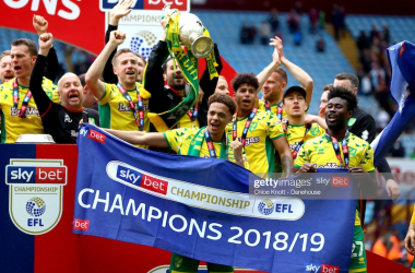 Norwich City defied the odds to win the title last season, who will be lifting the trophy come May 2020?<div>(Photo by Chloe Knott - Danehouse/Getty Images)<br></div>