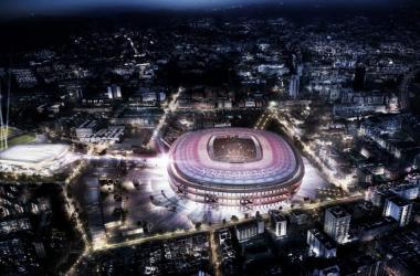 Barcelona fecha acordo para expansão do Camp Nou