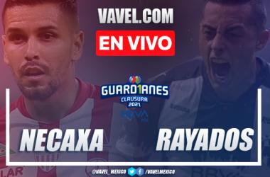 Goles y Resumen del Necaxa 1-1 Rayados Monterrey, Jornada 7 Liga MX 2021