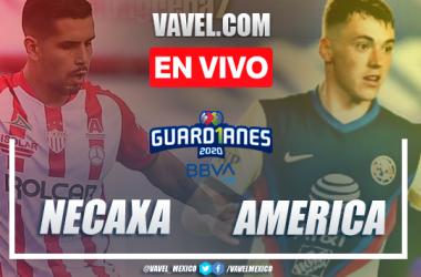 Necaxa 1-1 América: goles y resumen Liga MX 2020