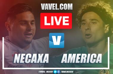 Goals and Highlights: Necaxa 2-2 America, Liga MX 2019