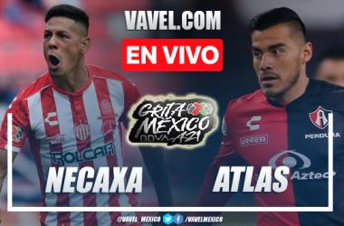 Goles y resumen del Necaxa 0-3 Atlas en Liga MX 2021