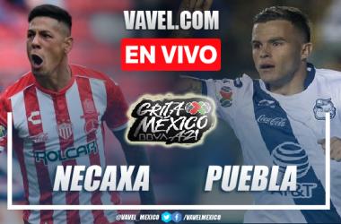 Gol y resumen del Necaxa 0-1 Puebla en Liga MX 2021