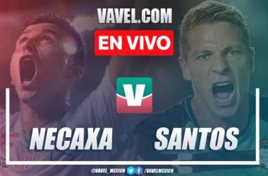 Resumen y video goles Necaxa 3-0 Santos Laguna en Apertura 2019