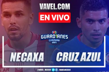 Goles y resumen: Necaxa 0-2 Cruz Azul en Liga MX Guardianes 2021