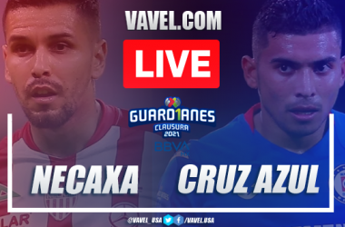 Goals and Highlights Necaxa 0-2 Cruz Azul, 2021 Liga MX