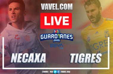 Goals and Highlights: Necaxa 0-3 Tigres, 2020 Liga MX