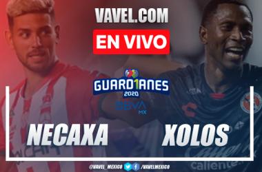 Goles y resumen: Necaxa 2-0 Xolos en Liga MX Guard1anes 2020