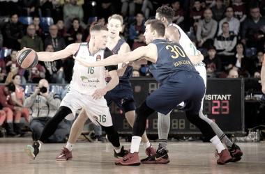 Nemanja Nedovic puede decidir el devenir del juego | Foto: Euroleague