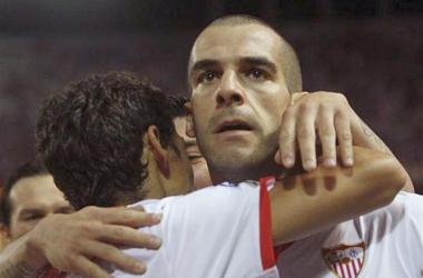 """Negredo: """"El Athletic no me da miedo, pero sí mucho respeto"""""""