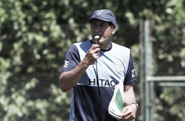 PRIMERA EXPERIENCIA. Gómez tendrá su debut absoluto a cargo de un primer equipo en primera división. Foto: Web